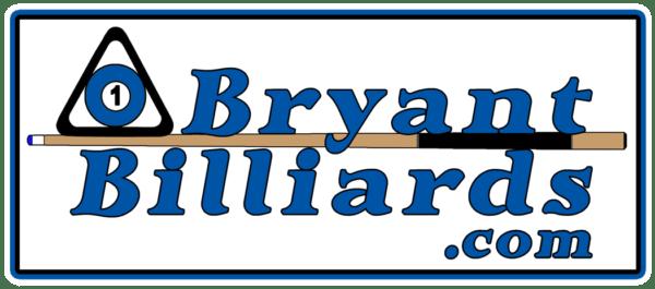 Sponsors Bryant Billiards Logo