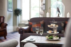 #AfternoonTea with us at The William Cecil