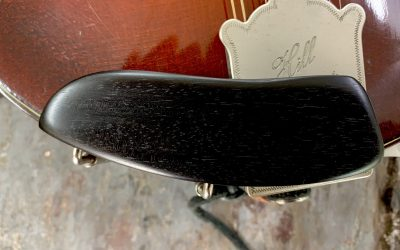 Ebony McClung Over The Tailpiece (OTP)