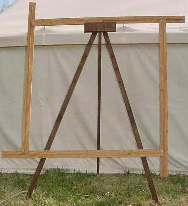 Spriggs Full-Sized Loom Stands