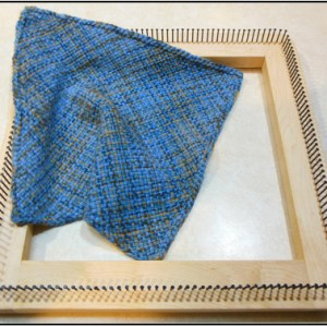 "12"" Square Washcloth Loom"
