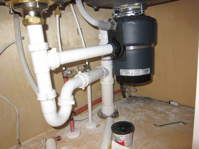 Kitchen Sink Pipes Image Furniture Inspiration Interior