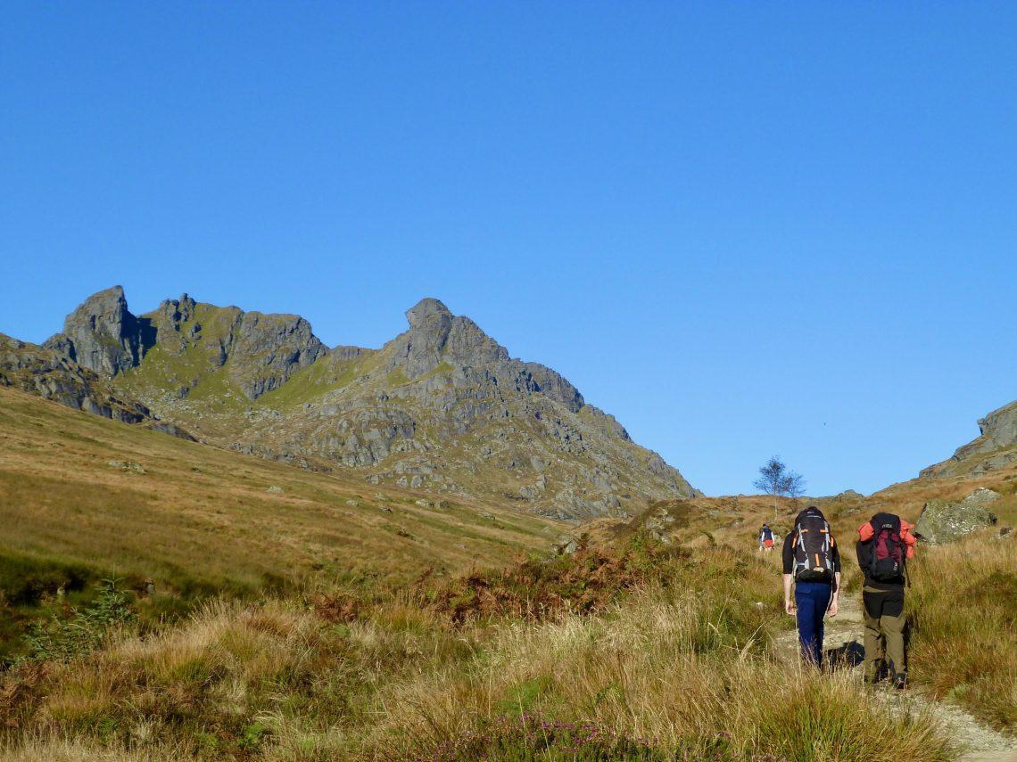 Beginner friendly hiking route