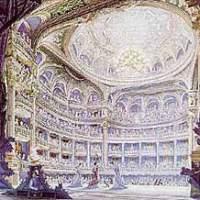 Lite om det franskklassicistiska scenrummet