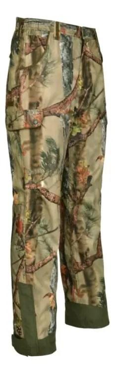 Brocard kamouflagebyxor