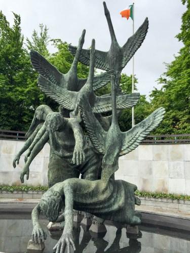 Children of Lir - Garden of Remembrance