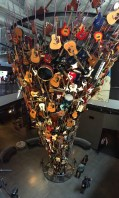 Guitars at EMP Museum