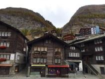 Zermatt chalets
