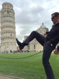 Pisa kick