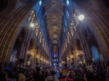 Notre Dame Cathedral - GoPro