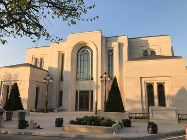 Paris LDS Temple