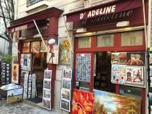 La Boutique d'Adeline - Montmartre