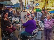 Art critic - Montmartre area