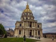 Les Invalides - tomb of Napoleon