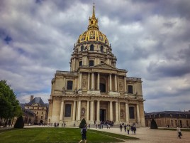 Les Invalides - tomb of Napoleon