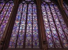 Sainte-Chapelle glass