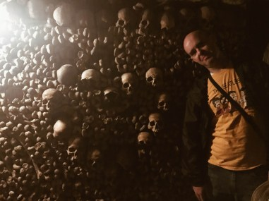 Heart in the Catacombs
