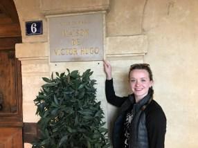 Victor Hugo's home