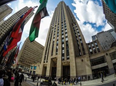 Rockefeller Plaza - NYC