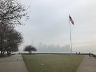 View from Ellis Island