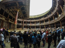 The Globe Theatre (Shakespeare) - London
