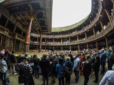 The Globe Theatre (Shakespeare) - London