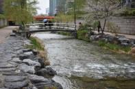 Cheonggye Stream