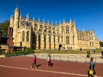 St. George's Chapel - Windsor Castle