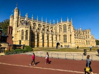 St. George's Chapel - Windsor Castle