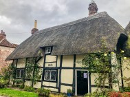 500-year-old home in Wherwell, UK