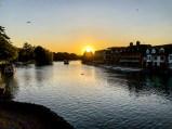 Windsor sunset
