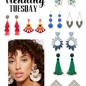 Trending Tuesday: Statement Earrings