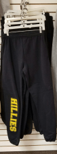 Black Sweatpants/Elastic Bottom - $30