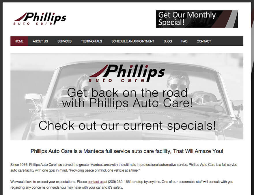 Phillips Auto Care