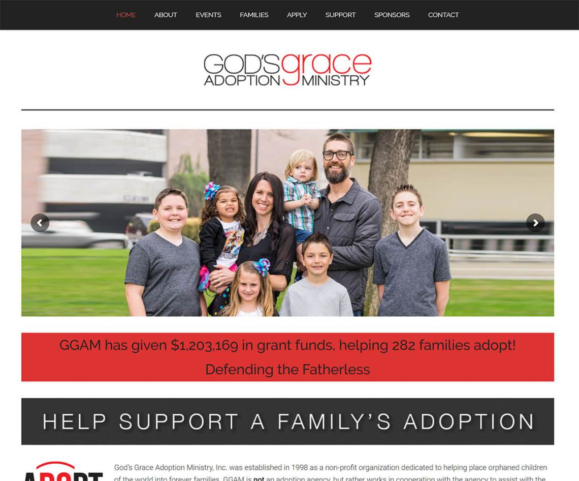 Gods Grace Adoption Ministry – Defending the Fatherless