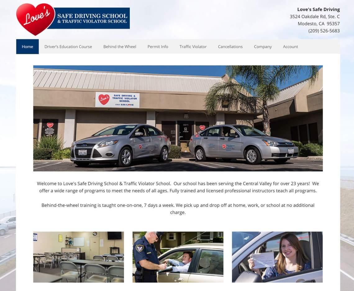 Loves Safe Driving School LLC Modesto