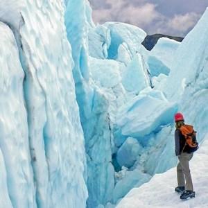 馬塔努斯卡(Matanuska)冰河健行
