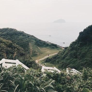 散步八斗子【潮境公園-望幽谷-海科館】