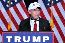Why Jeff Sessions had to Recuse himself DOnald Trump