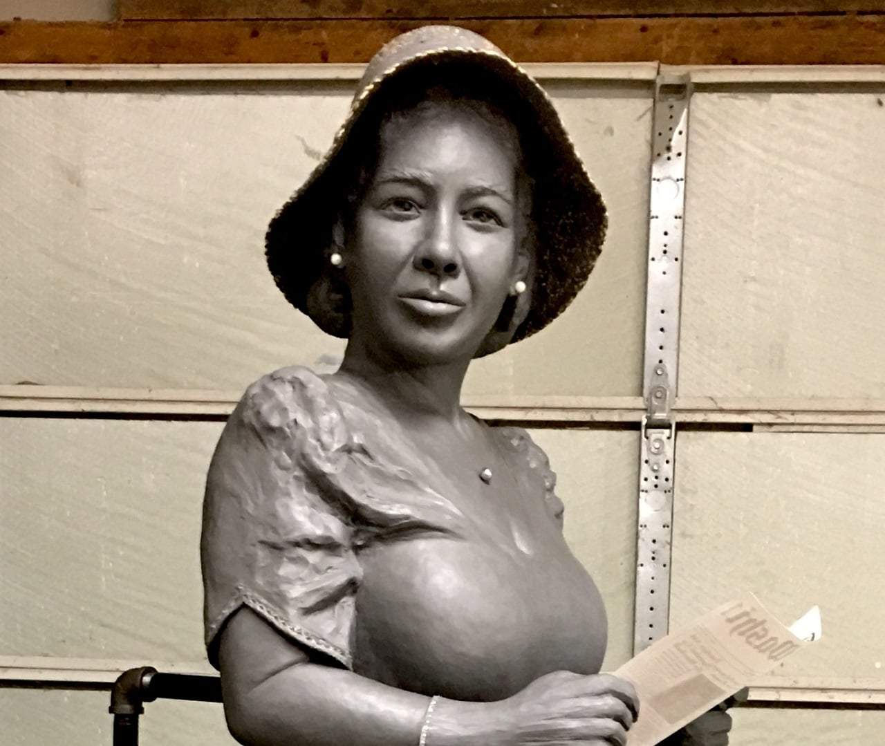 Alice Allison Dunnigan was the first black female reporter to cover the White House
