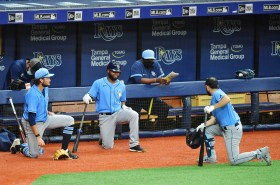 Tampa Bay Rays Demand Justice For Breonna Taylor