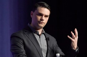 Ben Shapiro says female arousal is scary