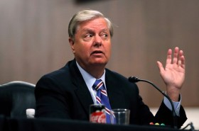 Lindsey Graham is to blame for Donald Trump