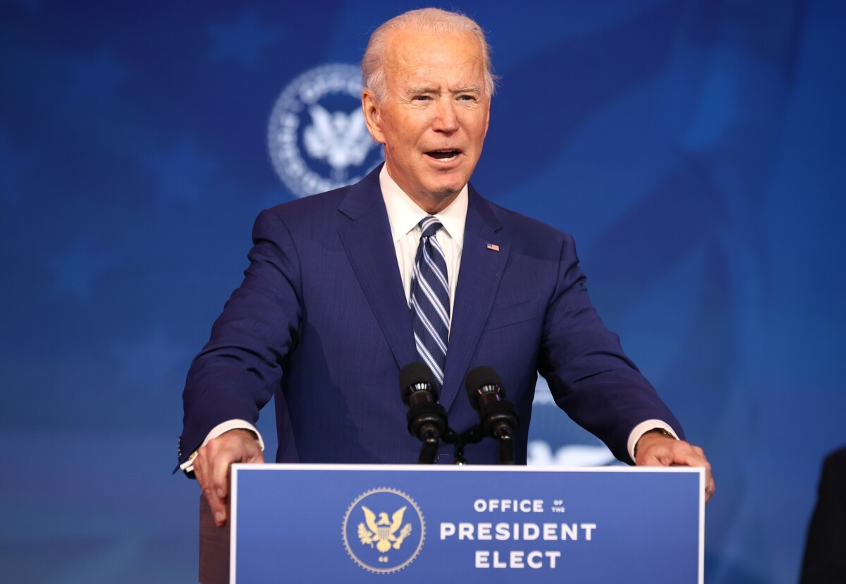 Joe Biden is President-Elect. Is he also Person of the Year?