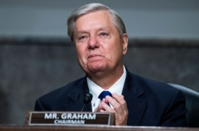 Lindsey Graham chooses Trump over country in re defense spending
