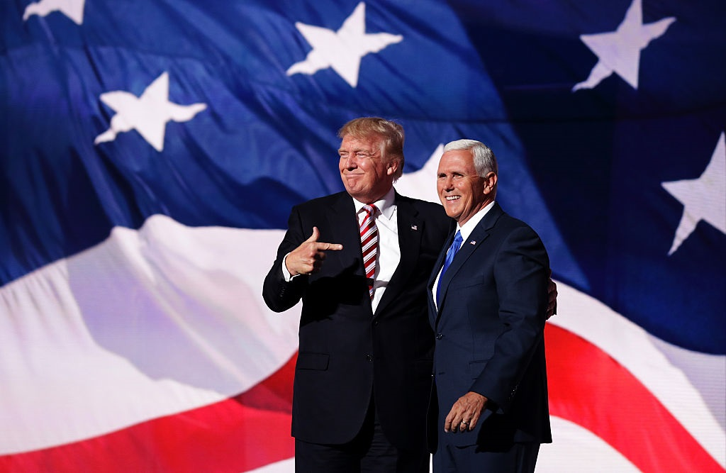 Mike Pence arrest called for by qanon