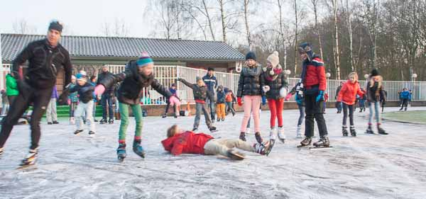 Elfstedenkoorts start in Doorn