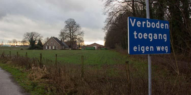 Heuvelrug verkoopt A-locatie H26 met verlies