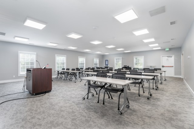Charlottesville conference space near hotels and shopping