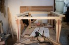 making of a new coffee-table